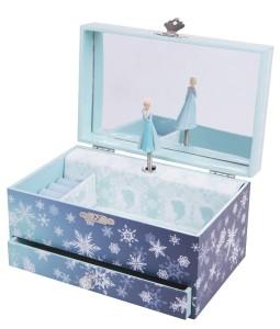 Schmuckkästchen Spieluhr - Elsa - Frozen