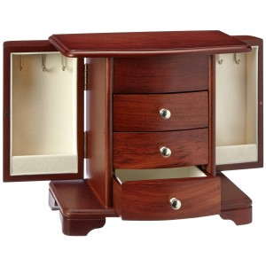 Schmuckschatulle Holz - Die Komfortable Innenausstattung